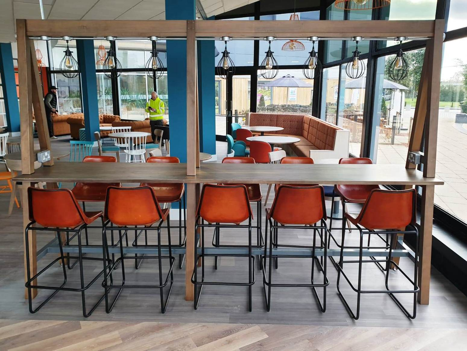 The Centre Cafe, Birchwood