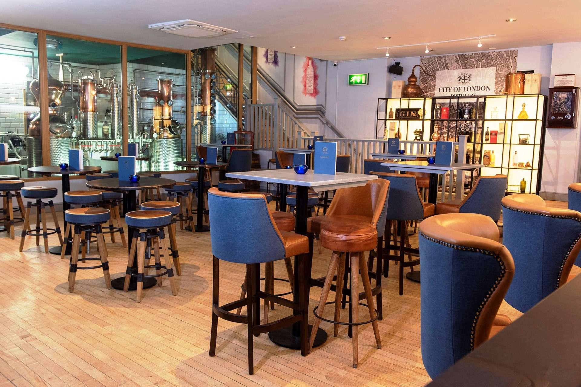 City of London Gin Distillery