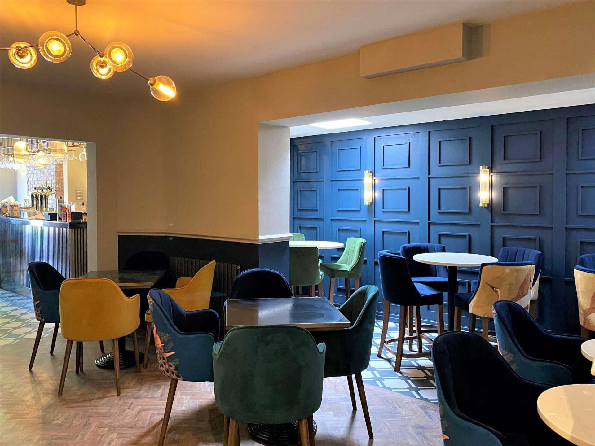 The Palmyra Bar, Warrington